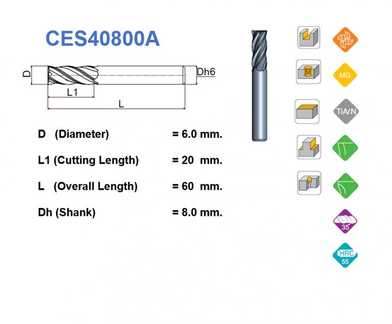 CES40800A