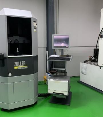 Measurement Machine -ZOLLER