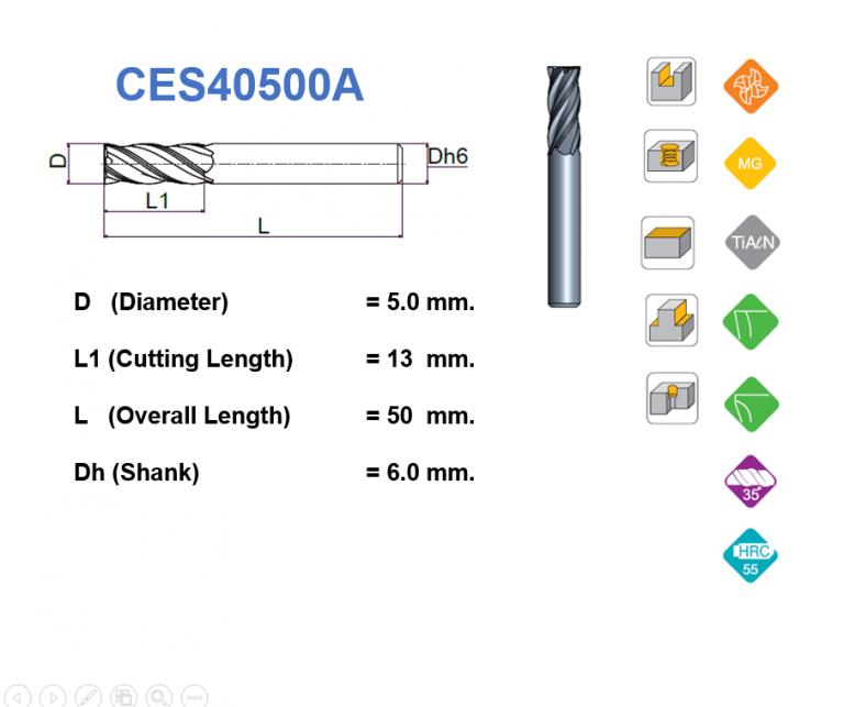 CES40500A