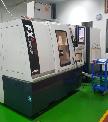 5 Axis Grinding Machine-ANCA